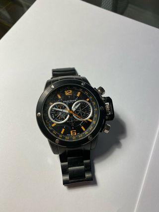 Akribos AK604BK Reloj para Hombres