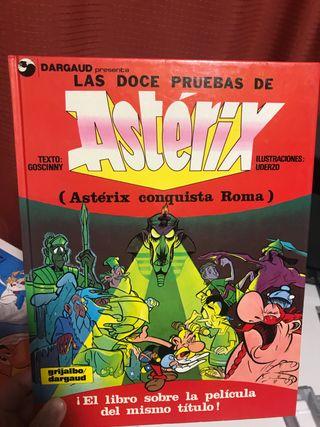 Las aventuras de Asterix y Obelix