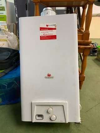 Calentador Sarnier Duval Gas Natural