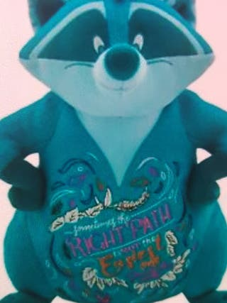 Meeko Pocahontas Limited Edition Disney Brand New