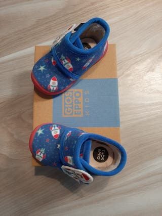 zapatillas de estar en casa niño