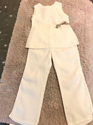 Conjunto pantalon y blusa Schuss