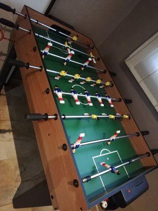 futbolin multi juegos