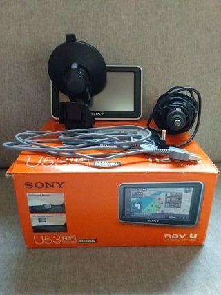 Navegador Portatil Sony.
