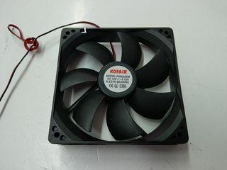 ventilador pc 12v 0.12A nuevo