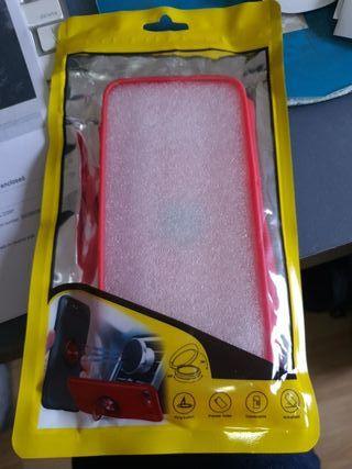 Forro Nuevo Samsumg Galaxy S8 Color Rojo