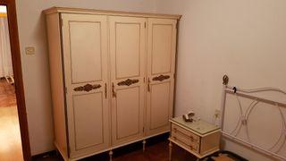 Vendo conjunto de armario de dormitorio art deco