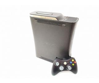 Xbox 360 120gb Negra