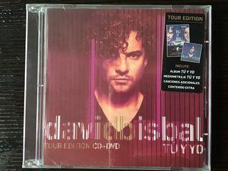 DAVID BISBAL CD + DVD TU Y YO