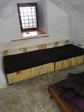 asientos de palet