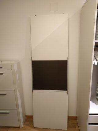 Puertas correderas de armario