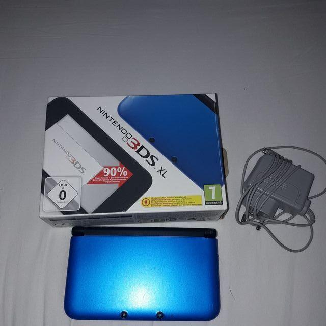 vent nintendo 3DS XL