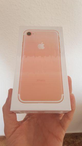 iphone 7 rosa precintado 128 gb