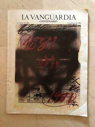Centenario La Vanguardia