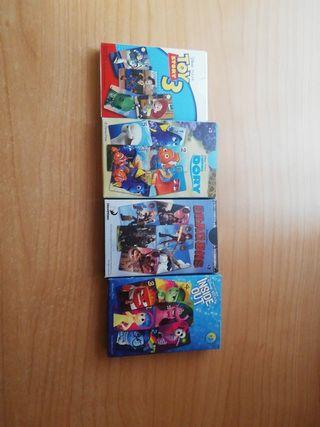 Barajas Cartas Disney