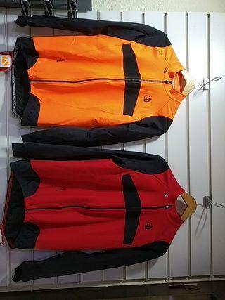 Culots y chaquetas XXL ciclismo