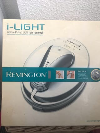 Depilados I-light Luz pulsada REMINGTON