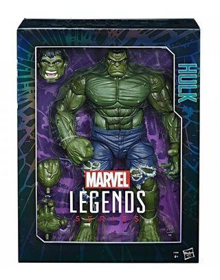 Figura Hulk Marvel Legends 30cm