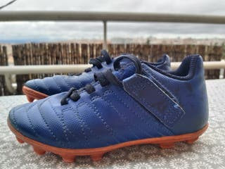 botas fútbol niños talla 28