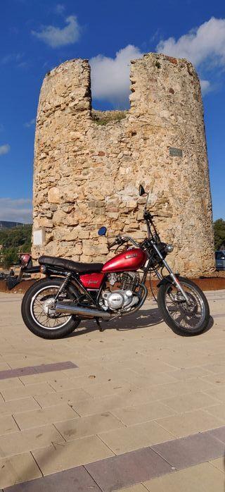 Yamaha Sr Special 250