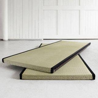 Tatami x2 - Cama japonesa para futón