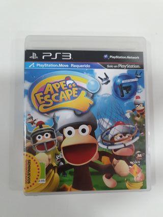 Ape Escape PS3