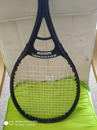 Raqueta tenis Rossignol Mats Wilander