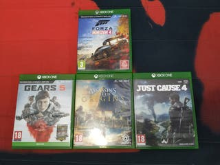 se venden estos juegos de Xbox