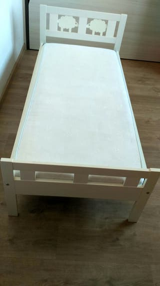 cama niño Ikea Kritter