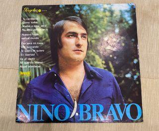 """Lp Nino Bravo """"Nino Bravo"""""""