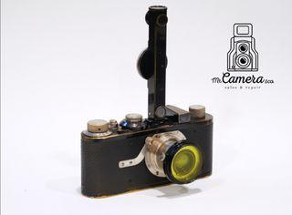 cámara leica Ia Lutz 1929 equipo completo