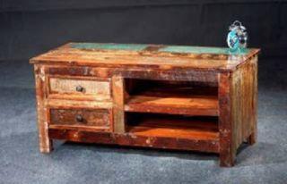 Aparador mesa para Televisor o mesa de TV Vintage