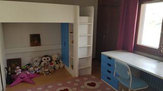 Dos dormitorios completos de IKEA