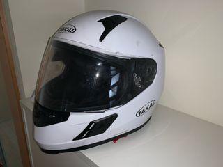 Casco moto Takai