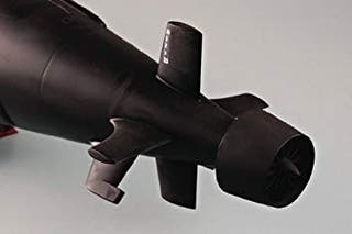 maqueta SUBMARINO TRUMPETER SEAWOLF SSN-21 nuevo
