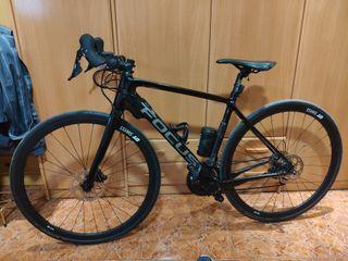 Bici carretera electrica FOCUS de Carbono