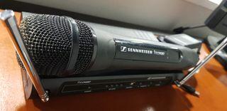 Microfono Sennheiser de segunda mano en Valencia en WALLAPOP