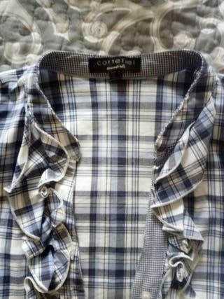 camisa primavera/verano