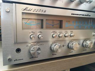 Marantz receiver 2238 B precioso.