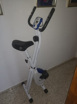 bicicleta estatica.