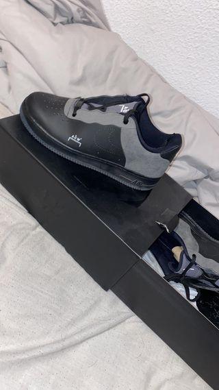 Nike x ACW air force black