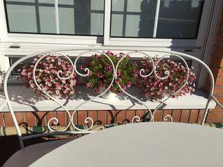 Muebles de hierro - exterior