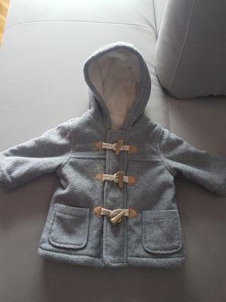 abrigo bebe 0-3meses