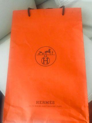 Bolsa regalo Hermes