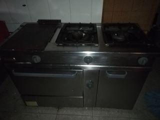 Material para cocina industrial
