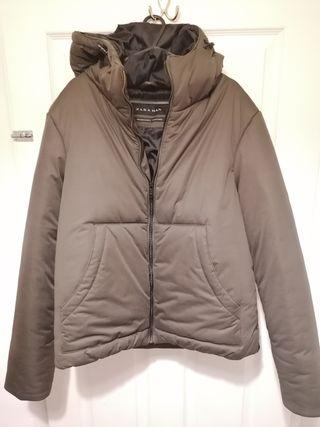 Zara men new bomber jacket M
