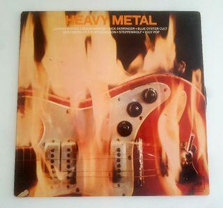Vinilo Heavy metal