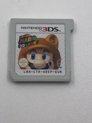 3d Mario land 3ds