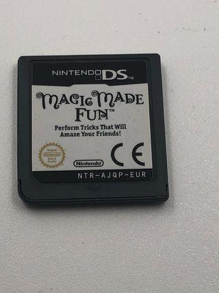 Magic made Fun Nintendo ds