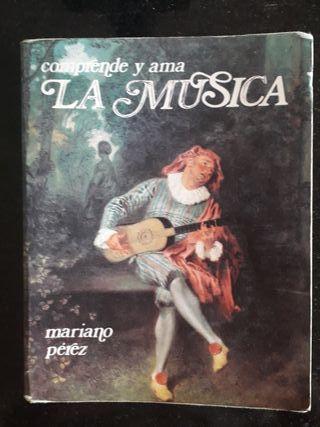 Libro sobre Historia de la Música